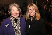 Nancy Jarrett and Ruth Fluin-Hardy