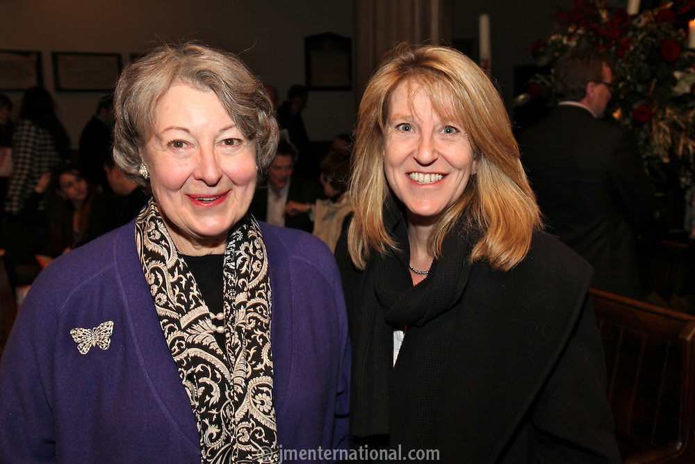 Nancy Jarrett and Ruth Fluin-Hardy