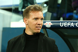 November 5, 2019, St. Petersburg, Russia: Russian Federation. Saint-Petersburg. Gazprom Arena. Football. UEFA Champions League. Group G. round 4. Football club Zenit - Football Club RB Leipzig. Julian Nagelsmann. Head coach of FC RB Leipzig Julian Nagelsmann. (Credit Image: © Russian Look via ZUMA Wire)