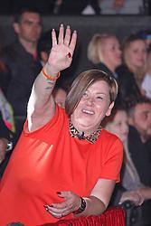 © Licensed to London News Pictures. 12/09/2014, UK. Deirdre 'White Dee' Kelly, Celebrity Big Brother Summer 2014 - Live Final, Elstree Studios, Elstree UK, 12 September 2014. Photo credit : Brett D. Cove/Piqtured/LNP