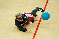 Goal-Ball at the 2012 London Summer Paralympic Games