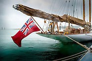 On display at The Globe, Cowes