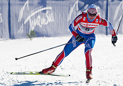 05.01.2011, Nordic Arena, Toblach, ITA, FIS Cross Country, Tour de Ski, Qualifikation Sprint Women and Men, im Bild Olga Mikhailova (RUS, #5). EXPA Pictures © 2011, PhotoCredit: EXPA/ J. Groder