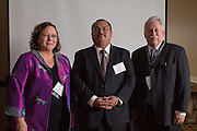 Sue Robertson, CEFP, Houston Independent School District, Leo Bobadilla, Houston Independent School District and Robert Sands, Houston Independent School District,.spoke at the 2013 CEFPI Southern Region Conference about planning and passing a $1.89 billion bond referendumin in Austin, Texas on Friday, April 5, 2013 at the Renaissance Austin Hotel. (Christina Burke)
