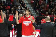 DESCRIZIONE: Varese Lega A 2015/16 <br /> Openjobmetis Varese vs Obiettivo Lavoro Bologna<br /> GIOCATORE: Lorenzo Molinaro<br /> CATEGORIA: pregame<br /> SQUADRA: Openjobmetis Varese<br /> EVENTO: Campionato Lega A 2015-2016<br /> GARA: Openjobmetis Varese Obiettivo Lavoro Bologna<br /> DATA: 22/11/2015<br /> SPORT: Pallacanestro<br /> AUTORE: Agenzia Ciamillo-Castoria/A. Ossola<br /> Galleria: Lega Basket A 2015-2016<br /> Fotonotizia: Varese Lega A 2015-16 <br /> Openjobmetis Varese Obiettivo Lavoro Bologna