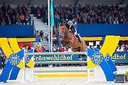 Eduardo Damiani Filizola - Jella van 'T Kathof<br /> FEI World Breeding Jumping Championships for Young Horses 2016<br /> © DigiShots