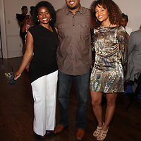 Sheles Wallace, Damon Wallace, Angelique Joseph