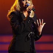 Finale Nationaal Songfestival 2005, Yvette de Bie