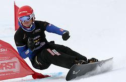 FIS Snowboard World Cup - Carezza - PGS - Zan Kosir (SLO)