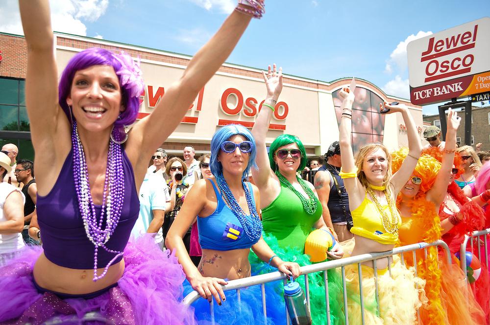 Chicago Gay Pride Parade, 2010