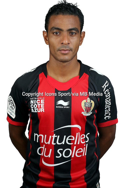 Fabrice Abriel - 02.08.2013 - Photo Officielle - Nice -<br /> Photo : Icon Sport
