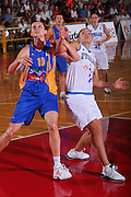 DESCRIZIONE : Schio Qualificazione Eurobasket Women 2009 Italia Bosnia <br /> GIOCATORE : Monica Bonafede <br /> SQUADRA : Nazionale Italia Donne <br /> EVENTO : Raduno Collegiale Nazionale Femminile <br /> GARA : Italia Bosnia Italy Bosnia <br /> DATA : 06/09/2008 <br /> CATEGORIA : Rimbalzo <br /> SPORT : Pallacanestro <br /> AUTORE : Agenzia Ciamillo-Castoria/S.Silvestri <br /> Galleria : Fip Nazionali 2008 <br /> Fotonotizia : Schio Qualificazione Eurobasket Women 2009 Italia Bosnia <br /> Predefinita :