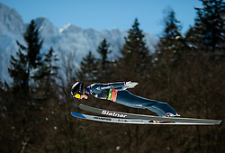Dominik Peter (SUI) during the Qualification Round of the Ski Flying Hill Individual Competition at Day 1 of FIS Ski Jumping World Cup Final 2019, on March 21, 2019 in Planica, Slovenia. Photo by Masa Kraljic / Sportida