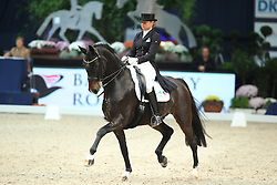 Schneider Dorothee, (GER), Showtime<br /> Grand Prix Dressage München 2015<br /> © Hippo Foto - Stefan Lafrentz