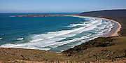 Tautuku Beach (panoramic), Catlins, New Zealand