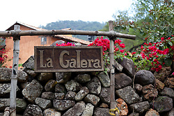"""La Galera in San Sebastian"" - La Galera was photographed in the small mountain town of San Sebastian, Mexico."