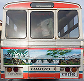 The Buses of Rodrigues