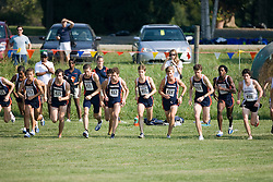 ..The Virginia Cavaliers hosted the 2007 Lou Onesty Invitational Cross Country meet at Panorama Farms near Charlottesville, VA on September 7, 2007.