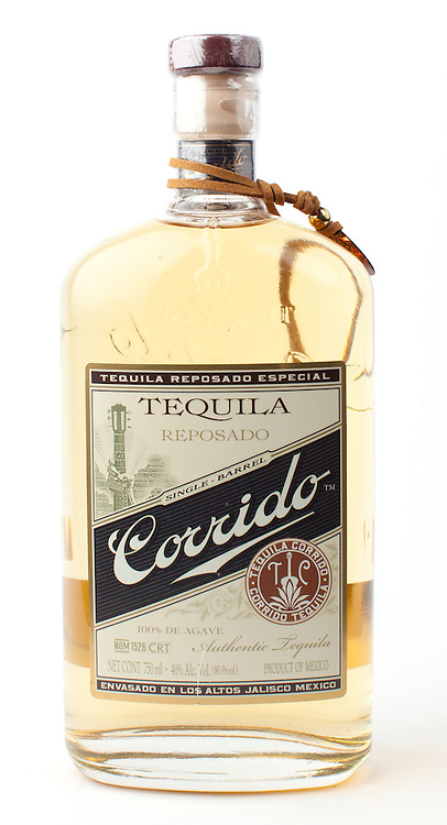 Corrido reposado -- Image originally appeared in the Tequila Matchmaker: http://tequilamatchmaker.com