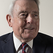 Journalist Dan Rather, former CBS Evening News Anchor