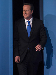 David Cameron Keynote Speech.<br /> Prime Minister David Cameron during his keynote speech to the Conservative Party Conference, Manchester, United Kingdom. Wednesday, 2nd October 2013. Picture by i-Images