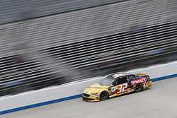 October 5, 2018 - Dover, Delaware, United States of America - Matt DiBenedetto (32)  takes to the track to practice for the Gander Outdoors 400 at Dover International Speedway in Dover, Delaware. (Credit Image: © Justin R. Noe Asp Inc/ASP via ZUMA Wire)