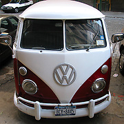 Volkswagen Bus in New York City, NY
