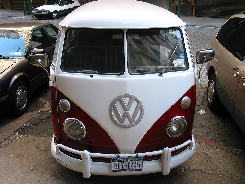 Volkswagen Bus in New York City, NY