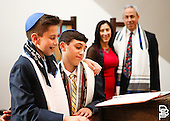 Sam and Caleb B'Nai Mitzvah