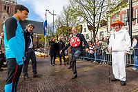 Jong AZ, Kaasmarkt, opening, 28-04-2017