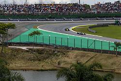 November 10, 2018 - Sao Paulo, Brazil - Motorsports: FIA Formula One World Championship 2018, Grand Prix of Brazil World Championship;2018;Grand Prix;Brazil ,  #44 Lewis Hamilton (GBR, Mercedes AMG Petronas F1 Team) (Credit Image: © Hoch Zwei via ZUMA Wire)