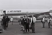 Teenagers in London 1982