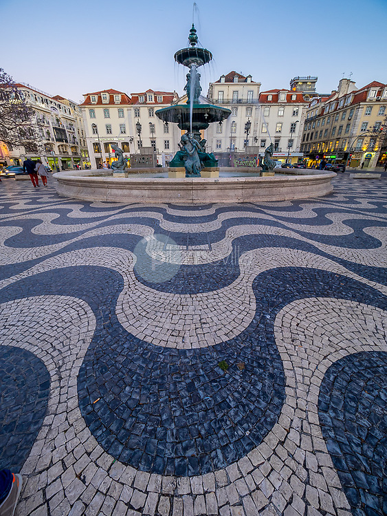 Plaza de Rossio, Lisboa ©Country Sessions Country Sessions / PILAR REVILLA