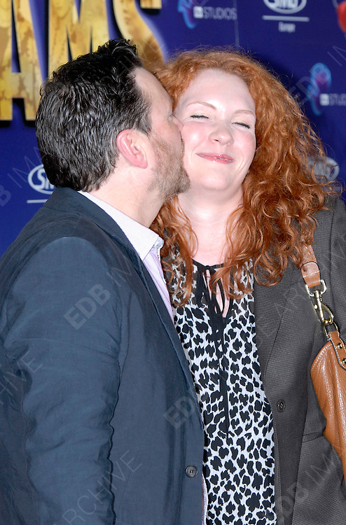 10.MAY.2012. MANCHESTER<br /> <br /> CORONATION STREET'S STREET OF DREAMS VIP NIGHT ARRIVALS AT THE MANCHESTER ARENA ON THURSDAY 10TH OF MAY 2012<br /> <br /> BYLINE: EDBIMAGEARCHIVE.COM<br /> <br /> *THIS IMAGE IS STRICTLY FOR UK NEWSPAPERS AND MAGAZINES ONLY*<br /> *FOR WORLD WIDE SALES AND WEB USE PLEASE CONTACT EDBIMAGEARCHIVE - 0208 954 5968*