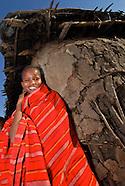 Among the Masai people
