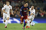 Barcelona v Roma - UEFA Champions League - 24/11/2015