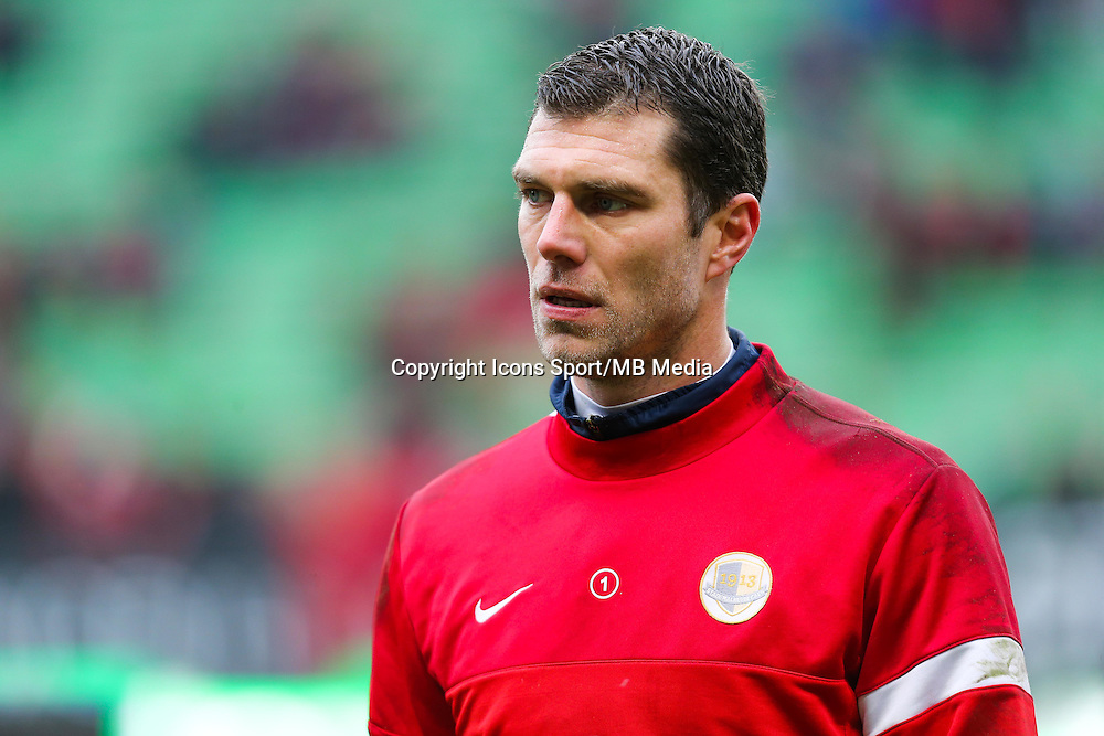 Remy VERCOUTRE  - 25.01.2015 - Rennes / Caen  - 22eme journee de Ligue1<br /> Photo : Vincent Michel / Icon Sport *** Local Caption ***