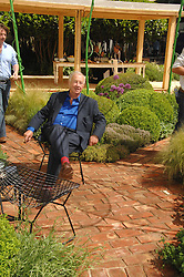 SIR TERENCE CONRAN at the 2008 Chelsea Flower Show 19th May 2008.<br />