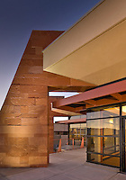 Desert Research Institute.Nevada Public Works.Robbie Oxoby Architect.