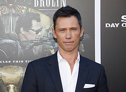 Jeffrey Donovan at the Los Angeles premiere of 'Sicario: Day Of The Soldado' held at the Regency Village Theatre in Westwood, USA on June 26, 2018.