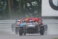#19 Andy TATE Caterham 310R  during CSCC Gold Arts Magnificent Sevens  as part of the CSCC Oulton Park Cheshire Challenge Race Meeting at Oulton Park, Little Budworth, Cheshire, United Kingdom. June 02 2018. World Copyright Peter Taylor/PSP.