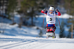 MARTHINSEN Mariann, NOR, Middle Distance Cross Country, 2015 IPC Nordic and Biathlon World Cup Finals, Surnadal, Norway