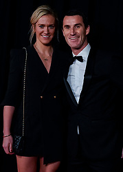 18-12-2019 NED: Sports gala NOC * NSF 2019, Amsterdam<br /> The traditional NOC NSF Sports Gala takes place in the AFAS in Amsterdam / Maret Balkestein-Grothues en Marcel