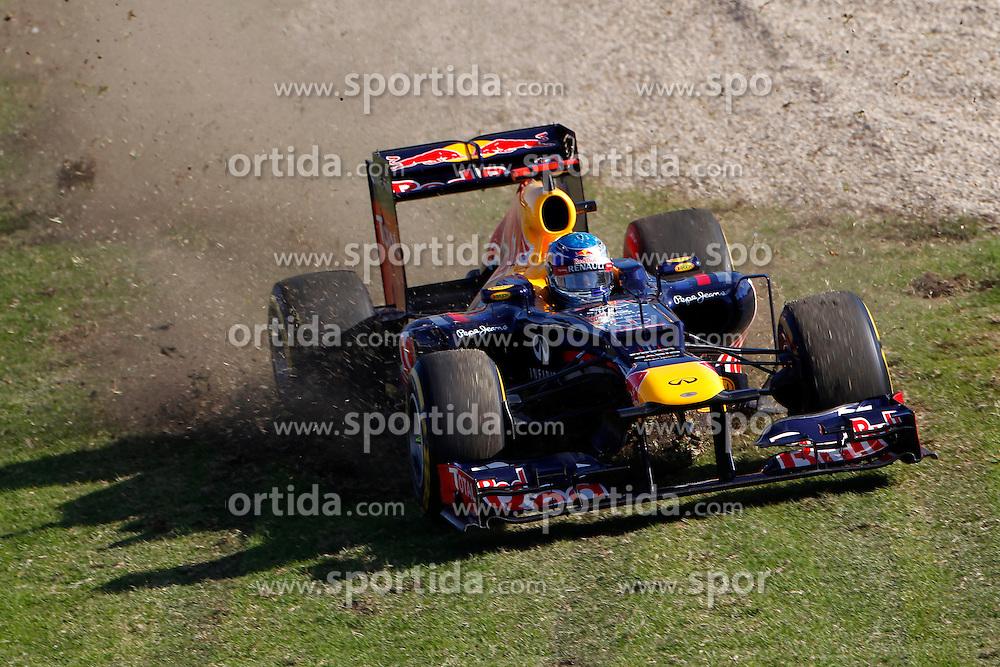 FORMEL 1: GP von Australien, Melbourne, 18.03.2012<br /> Sebastian Vettel (GER, Red Bull Racing)<br /> &Atilde;ƒ&acirc;€š&Atilde;'&Acirc;&copy; pixathlon *** Local Caption *** +++ www.hoch-zwei.net +++ copyright: HOCH ZWEI +++