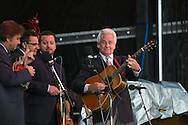 The Del McCoury Band at DelFest 2013