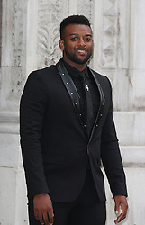 Image ©Licensed to i-Images Picture Agency. 30/06/2014. London, United Kingdom. JLS, STAR, ORITSE WILLIAMS attends a reception for the Best of Britain's Creative Industries at The Foreign Office. Picture by  i-Images