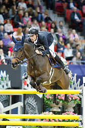 Van Asten Leopold, NED, VDL Groep Miss Untouchable<br /> Gothenburg Horse Show FEI World Cups 2017<br /> © Hippo Foto - Peter Zachrisson<br /> 24/02/17