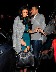 Mark Wright and Michelle Keegan attend the Libertine Night Club's unofficial National Television Awards after party. 23/01/2014<br /> BYLINE MUST READ : GOTCHAIMAGES.COM<br /><br />Copyright by © Gotcha Images Ltd. All rights reserved.<br />Usage of this image is conditional upon the acceptance <br />of Gotcha Images Ltd, terms and conditions available at<br />www.gotchaimages.com