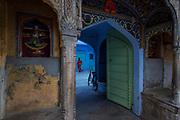 "Jaipur, the ""pink city"" of Rajasthan"
