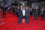 Dracula Untold - UK film premiere